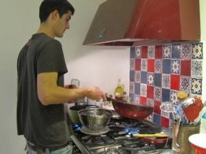המטבח הוא ליבו החם והפועם של הבית