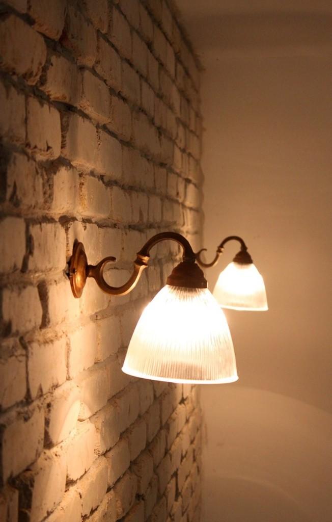 השתמשו בגופי תאורה קטנים, למניעת חושך מוחלט