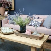 ספה מעוצבת לסלון