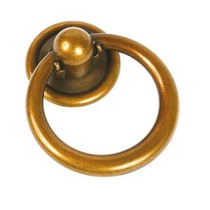 ידית טבעת ברונזה