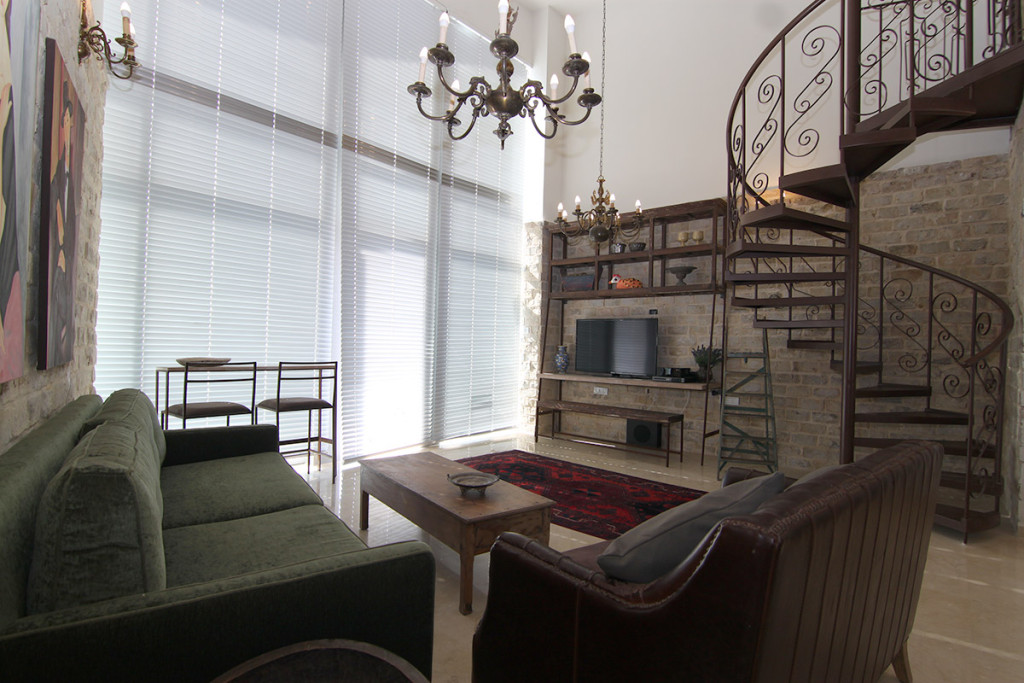 הסלון: החדר המאתגר ביותר מבחינת תאורה