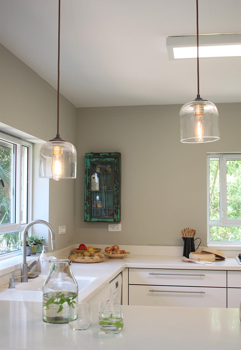 תאורה לאי במטבח