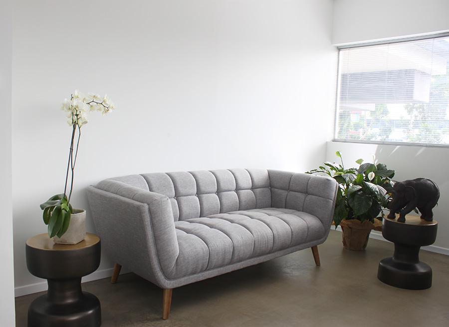 ספה מעוצבת משרד מנכ״ל