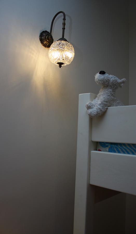 תאורת אוירה לחדר שינה