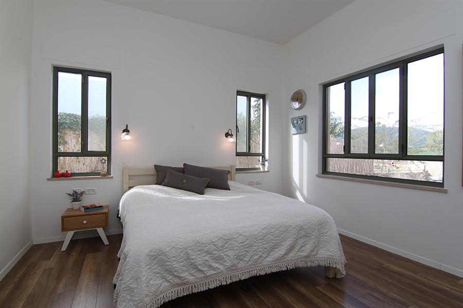 תאורה לחדר השינה