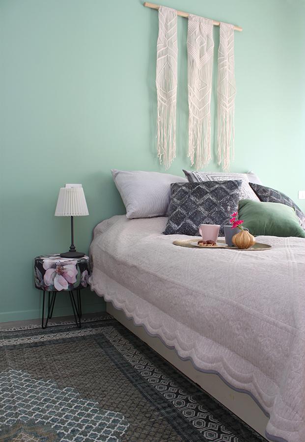 שטיח לחדר השינה