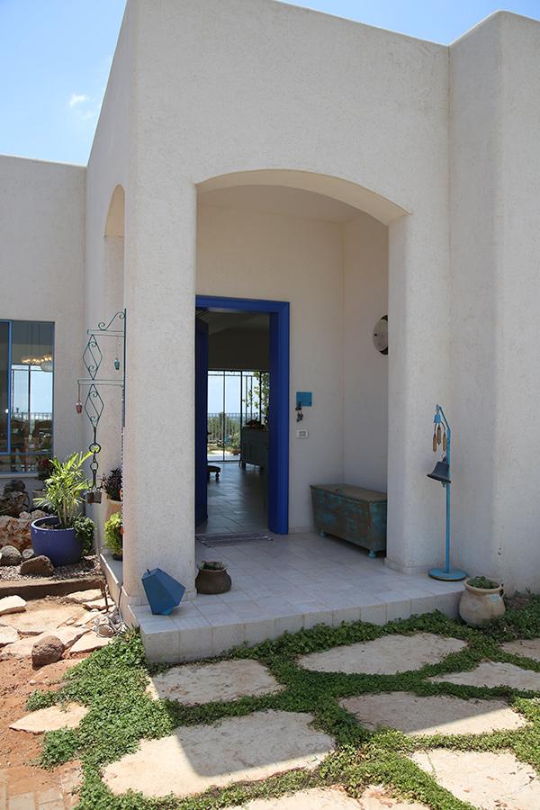 בית בסגנון ים תיכוני