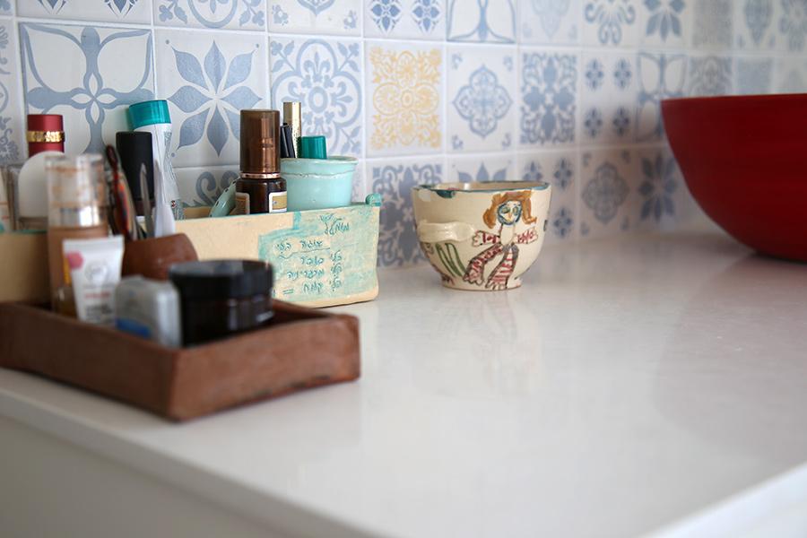 אקססוריז בחדר אמבטיה