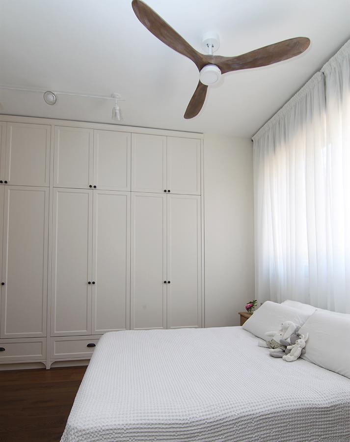 מאוור תקרה לחדר שינה