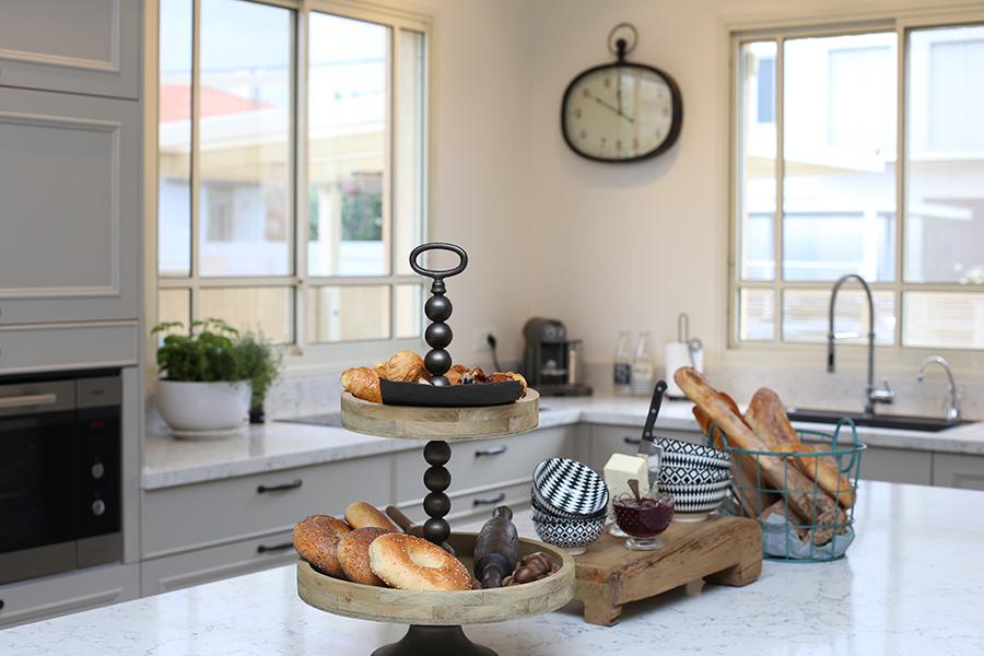 שעון קיר למטבח