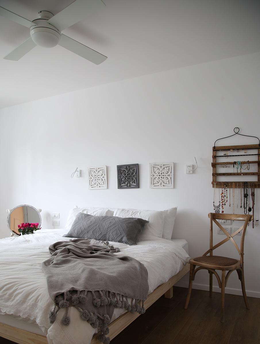 משרביות בחדר שינה