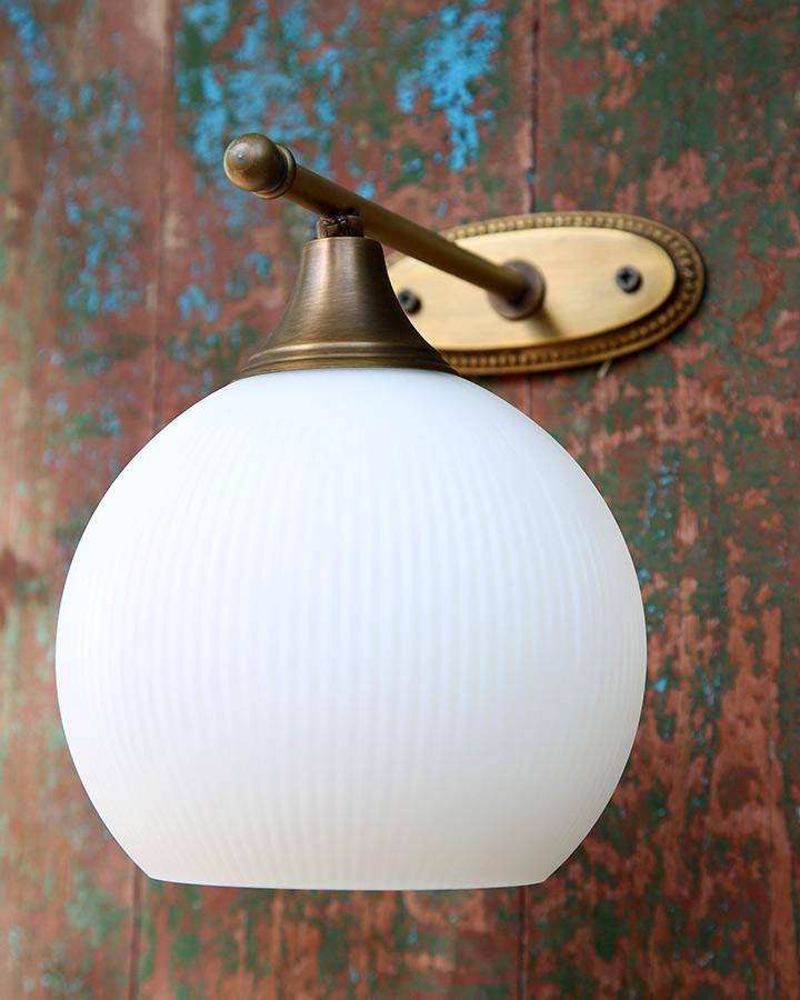 מנורת קיר כדור פליסה