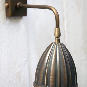 מנורת קיר מפליז
