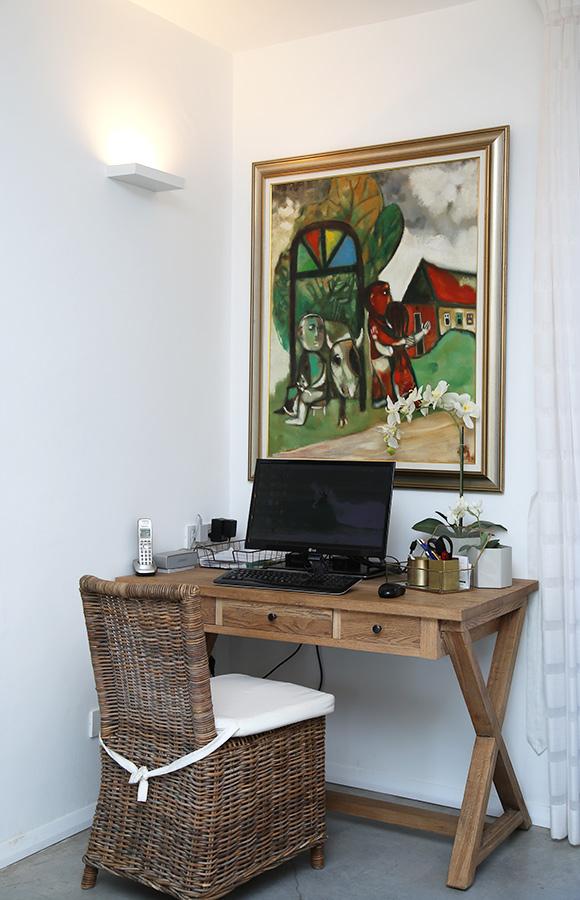 שולחן כתיבה כפרי