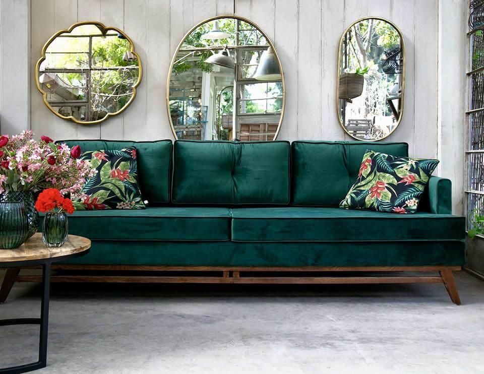 ספה ירוקה