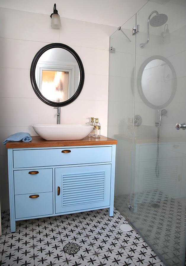 תאורה לחדר אמבטיה