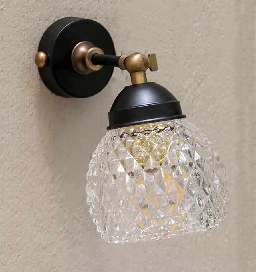 מנורת קיר דגם BLACK WALTER