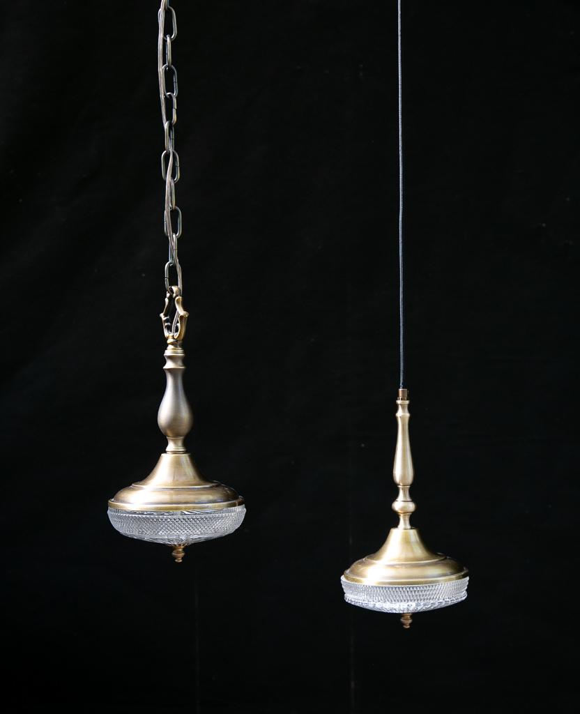 מנורה תלוייה שיין שמש 15 עם בקבוק Y5 ושרשרת