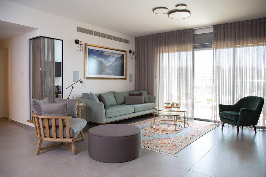 צלחת צמודה לתקרה פליז קוטר 20 30 60 קיים גם בגודל 40 ו50 (דירה חמה בקו נקי ומודרני 1)