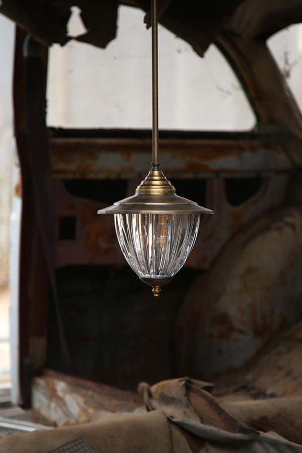 מנורת חוץ פליז דגם 0538