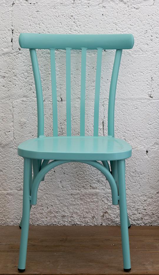 כסא אלומיניום 6 פסים