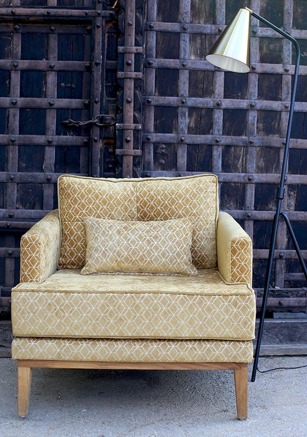 כורסא בהתאמה אישית דגם גרייס