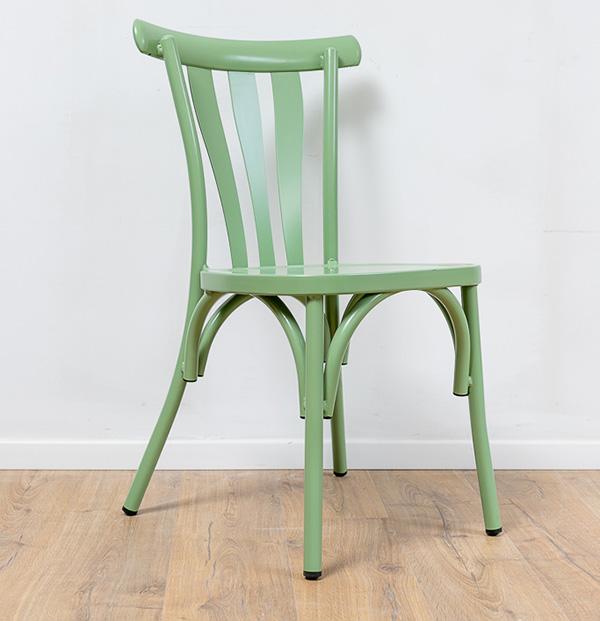 כסא אלומיניום 3 פסים