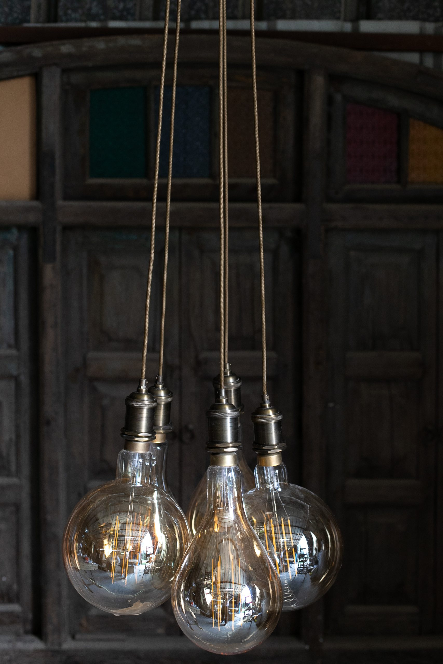 מנורת תלייה בוקה אדיסון