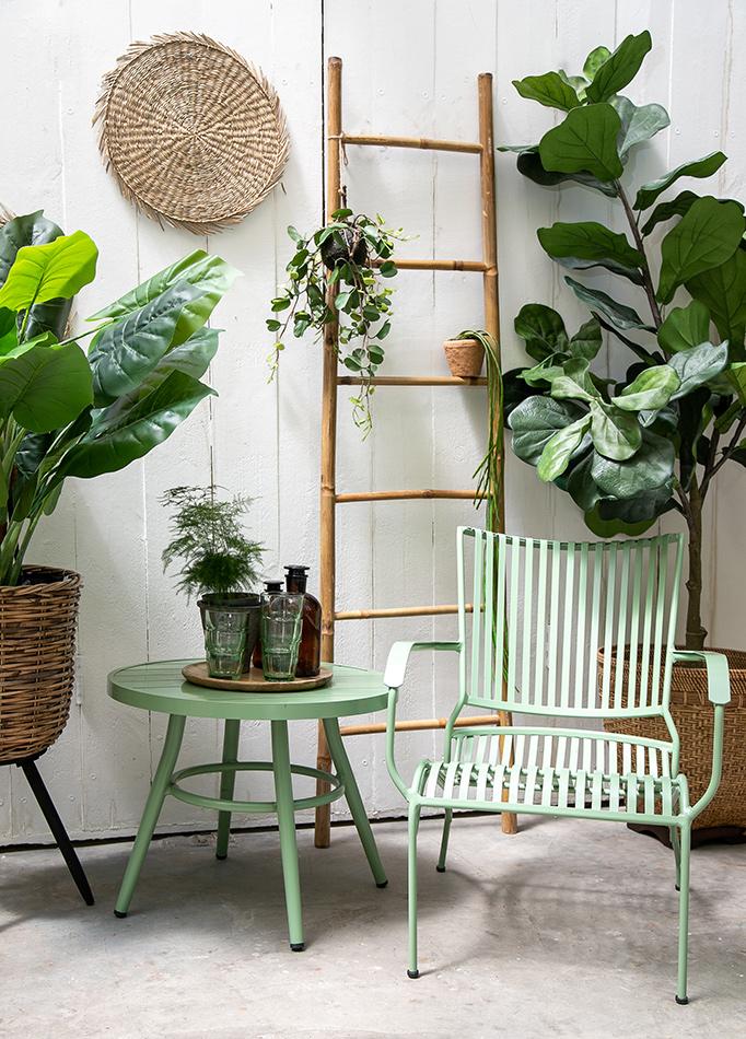 כיסא קליפו ירוק 2