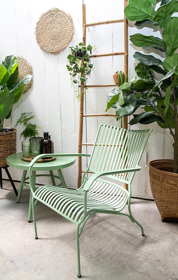 כיסא קליפו ירוק