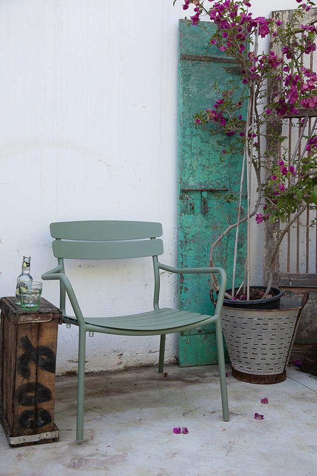 כיסא רויאל ירוק
