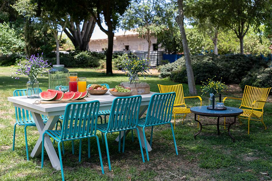 כסאות גן ריבר