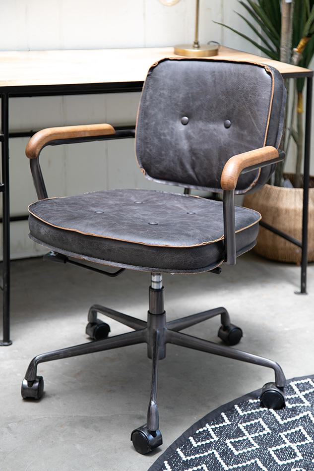 כיסא מנהלים פרדי 2