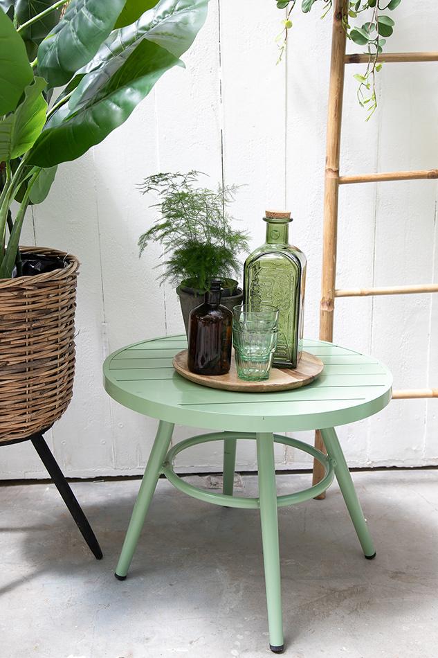 שולחן קליפורניה ירוק 2