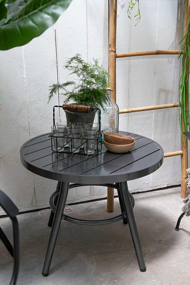 שולחן קליפורניה שחור 2